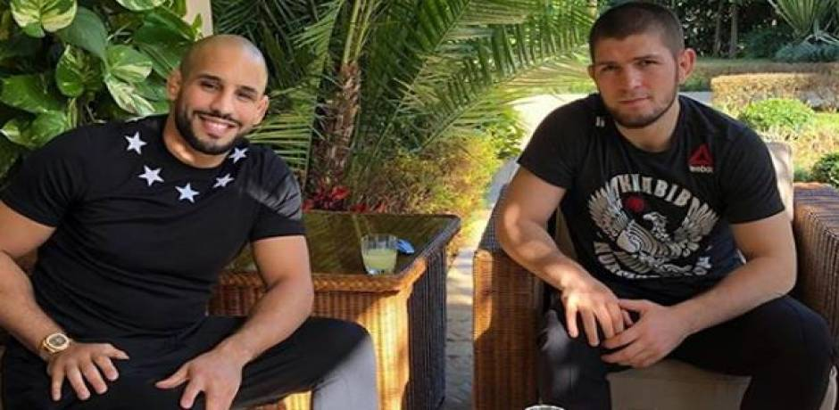 البطل العالمي حبيب يزور المغرب