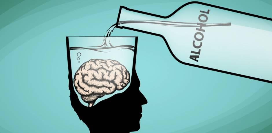 دراسة..تناول الكحول أثناء فترة المراهقة قد يحدث تغييرات دائمة في الدماغ