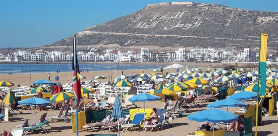 Tourisme : Agadir franchit le cap de 5 millions de nuitées en 2018 (CRT)
