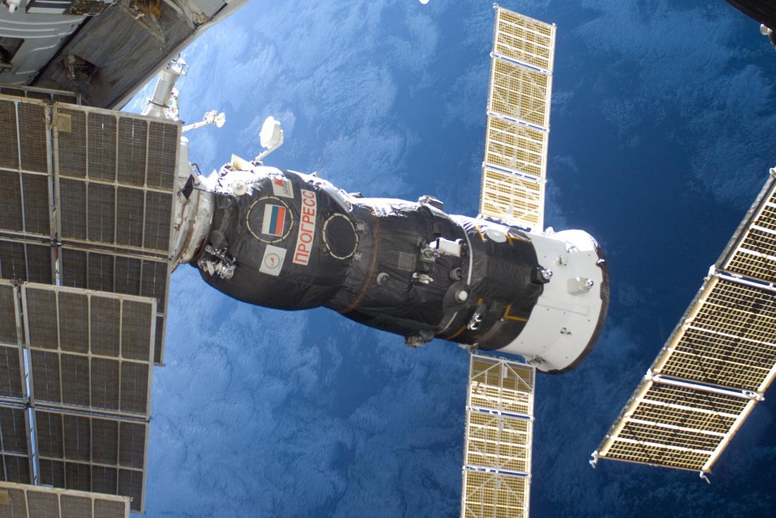 قد ترى النور قريبا..مركبة شحن فضائية روسية-أمريكية لنقل المواد إلى المحطة الدولية