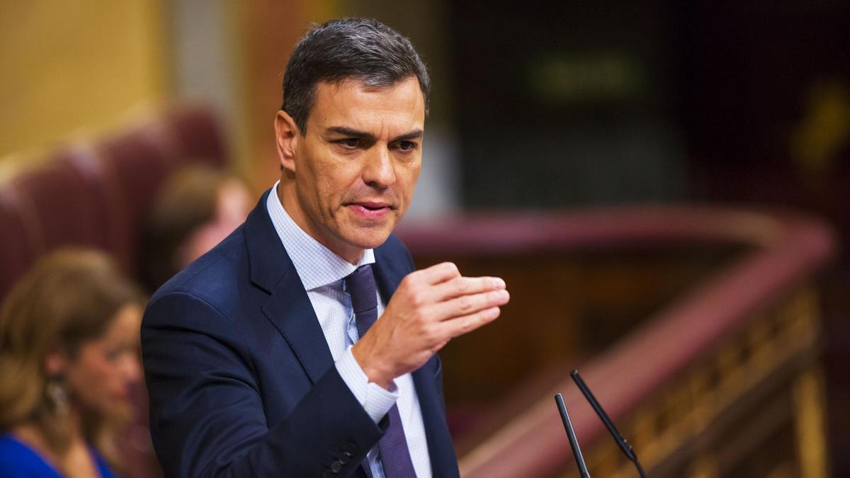 رئيس الوزراء الاسباني يدعو إلى انتخابات تشريعية مبكرة في 28 أبريل