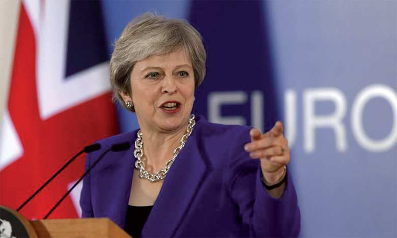 تيريزا ماي ستتحدث إلى كل قادة الدول الأعضاء في الاتحاد الأوروبي بشأن بريكست