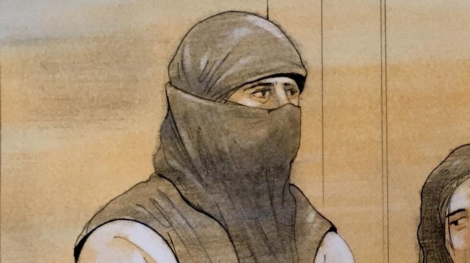 السجن سبع سنوات لكندية دينت بارتكاب جرائم إرهابية