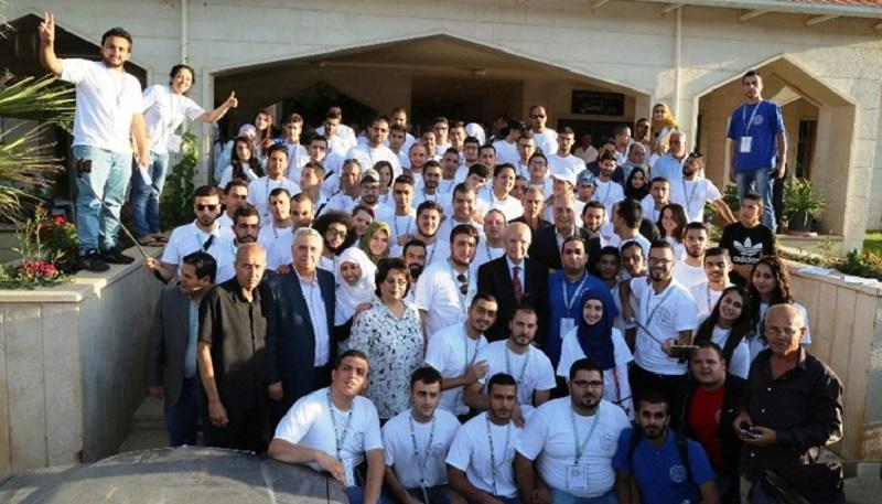 شاب مغربي يفوز بجائزة أفضل مبادرة شبابية لمخيم الشباب العربي في الأردن