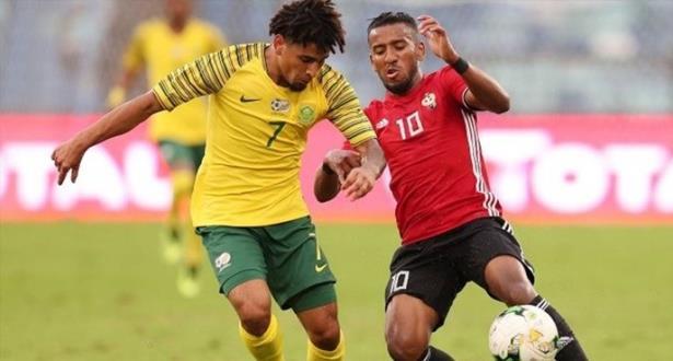 كان 2019: ليبيا تهدر التأهل، وجنوب أفريقيا آخر المتأهلين