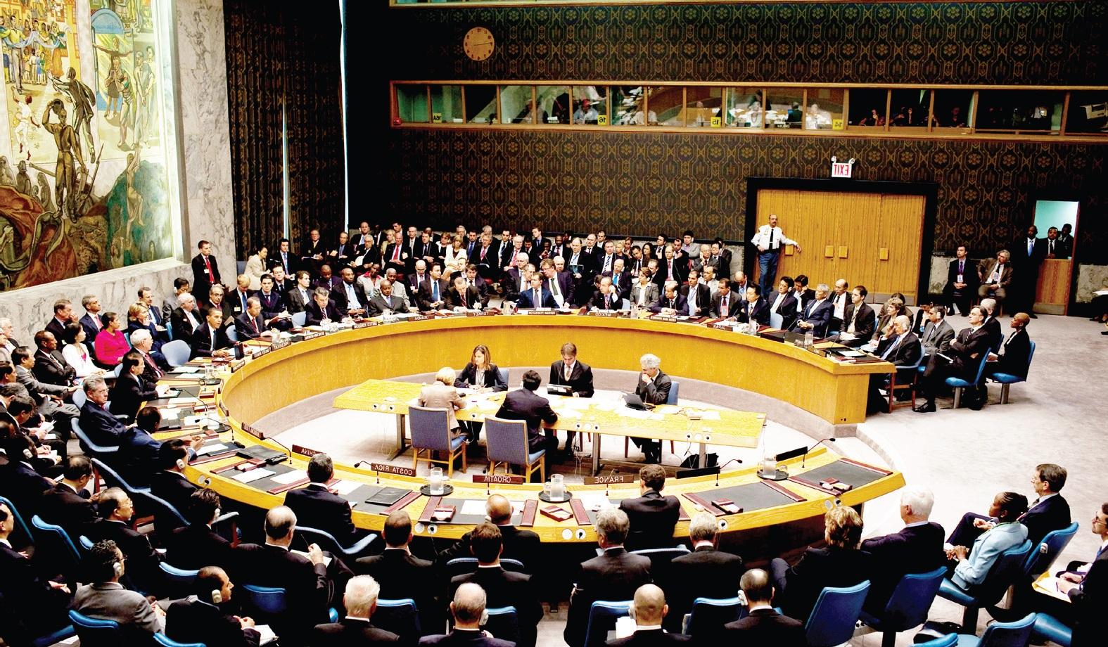 ليبيا .. جلسة مغلقة لمجلس الأمن لاستصدار قرار بوقف إطلاق النار