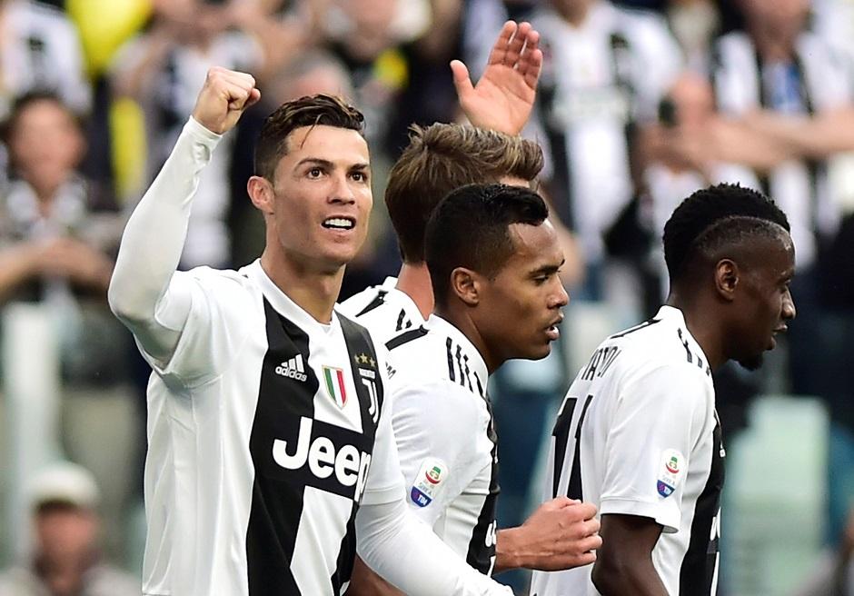 بطولة إيطاليا: يوفنتوس يتوج باللقب للموسم الثامن تواليا