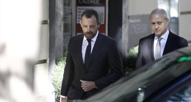 تبرئة الرئيس السابق لبرشلونة ساندرو روسيل من تهمة تبييض الأموال