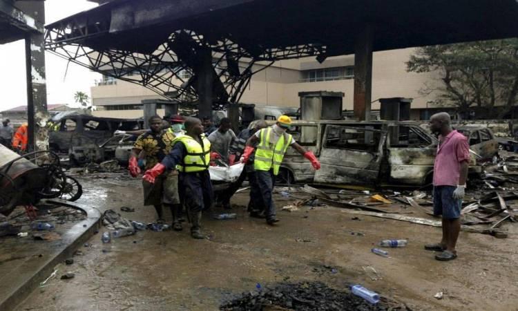 غانا: مصرع 7 أشخاص على الأقل في فيضانات