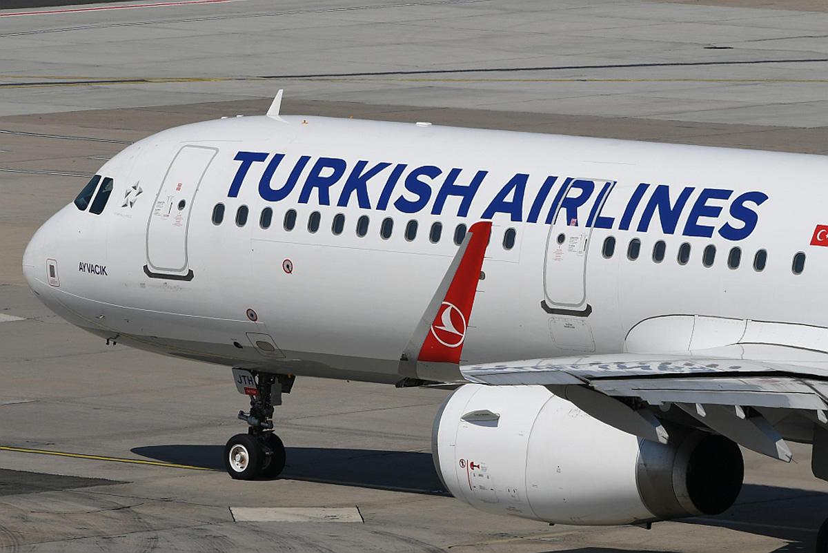 الخطوط الجوية التركية تعلق رحلاتها الجوية من وإلى السودان