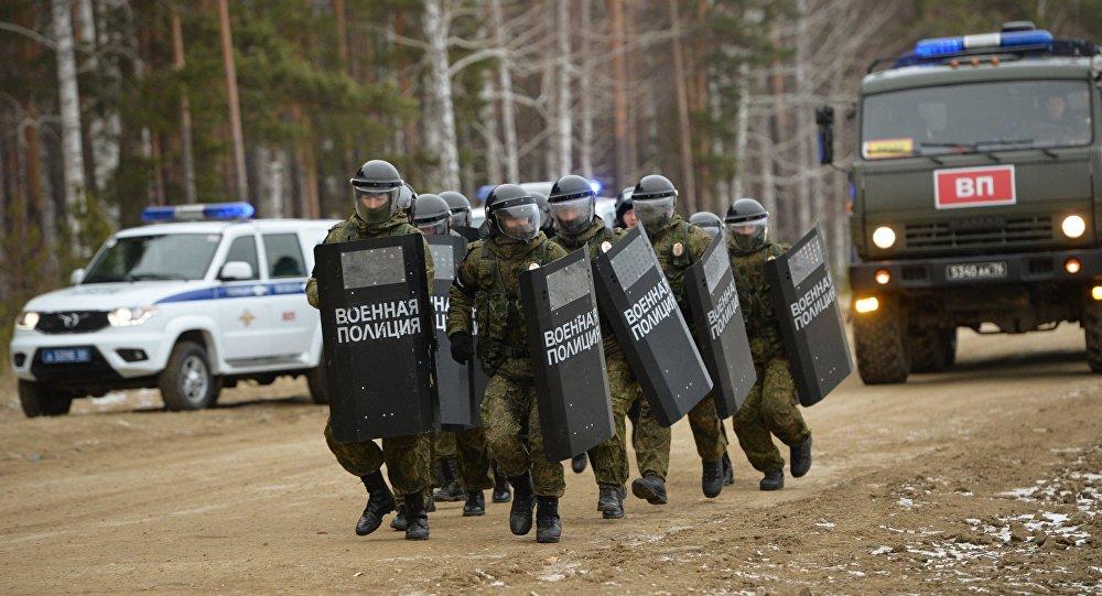 روسيا :إحباط عمل إرهابي بمنطقة فلاديمير خططت له عصابة إجرامية