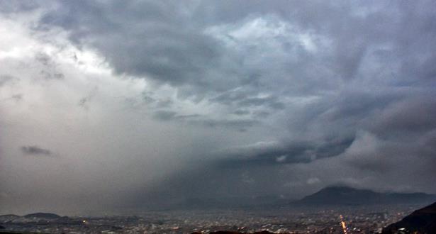 توقعات أحوال الطقس ليوم 14 شتنبر...طقس غائم وأمطار ببعض المناطق