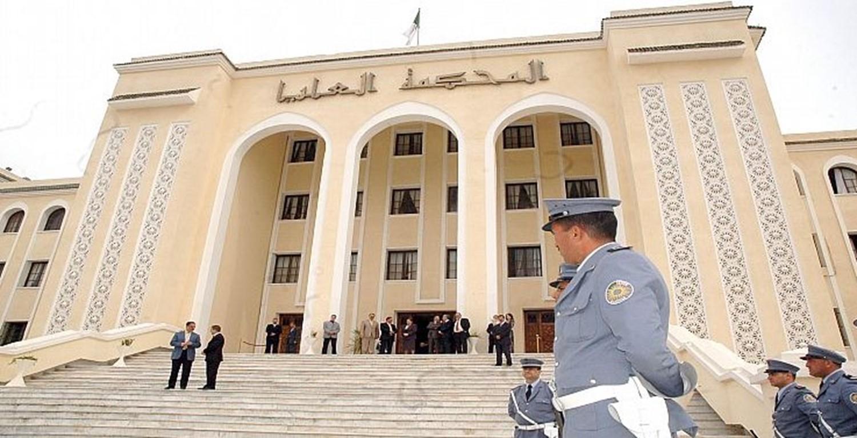إحالة ملفات 12 مسؤولا ساميا جزائريا سابقا على المحكمة العليا