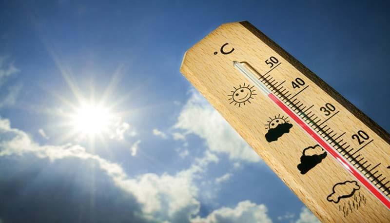 درجات الحرارة الدنيا والعليا المرتقبة الأربعاء