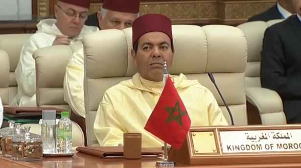مكة المكرمة .. بدء أشغال القمة العربية الطارئة بحضور الأمير مولاي رشيد ممثلا للملك محمد السادس
