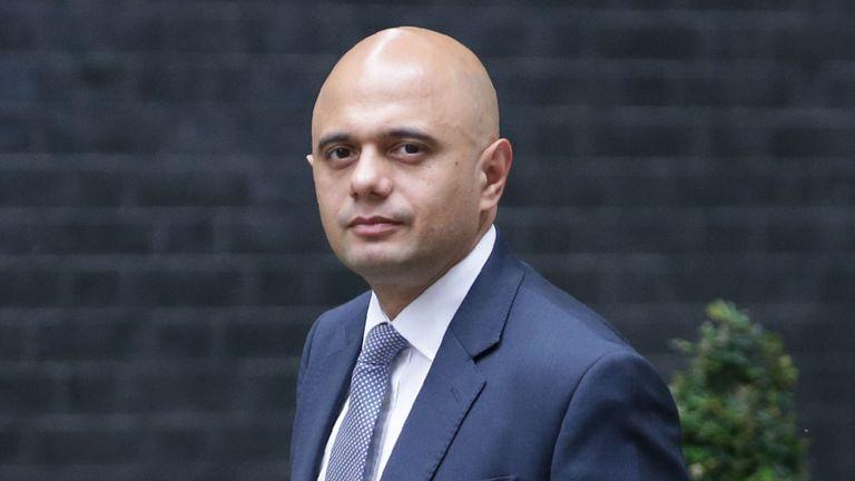 وزير الداخلية البريطاني يعلن عن ترشحه لخلافة ماي