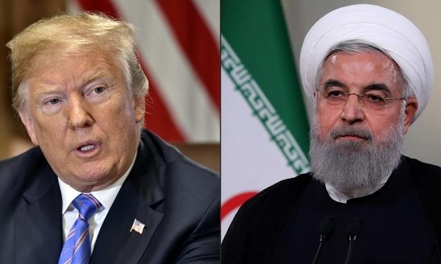 """ترامب يصف مزاعم ايران بتفكيك شبكة للسي آي ايه ب""""الكاذبة تماما"""""""
