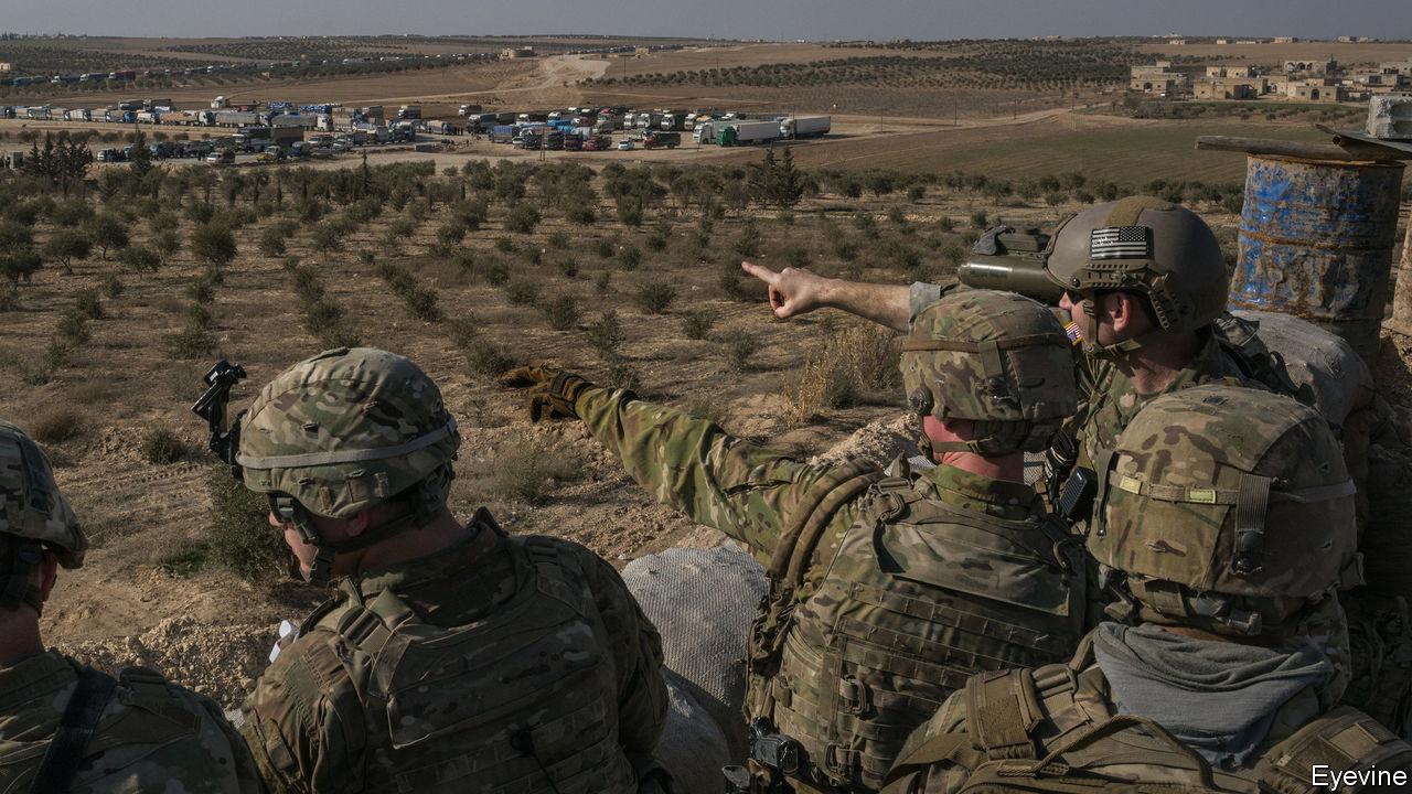ترامب يعلن إرسال 1500 جندي إضافي إلى الشرق الأوسط