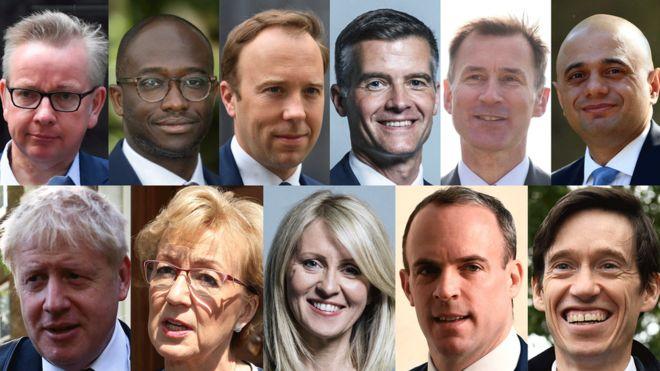 تسلسل زمني: الجدول الزمني لعملية تعيين رئيس وزراء بريطاني جديد