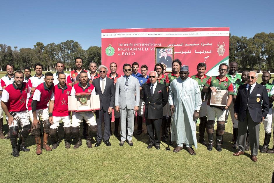الأمير مولاي رشيد يترأس بالرباط المباراة النهائية للدورة الثالثة لجائزة محمد السادس الدولية للبولو