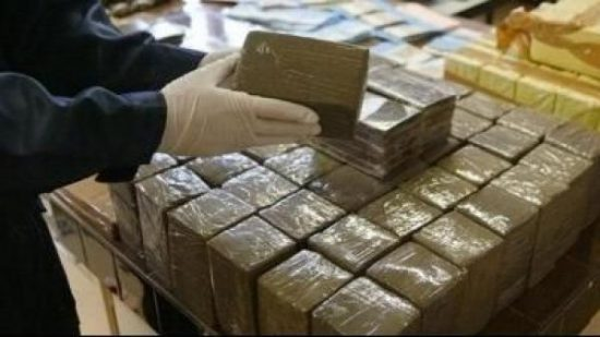 إجهاض عملية كبيرة للتهريب الدولي للمخدرات وحجز 12 طن و800 كيلوغرام من مخدر الحشيش