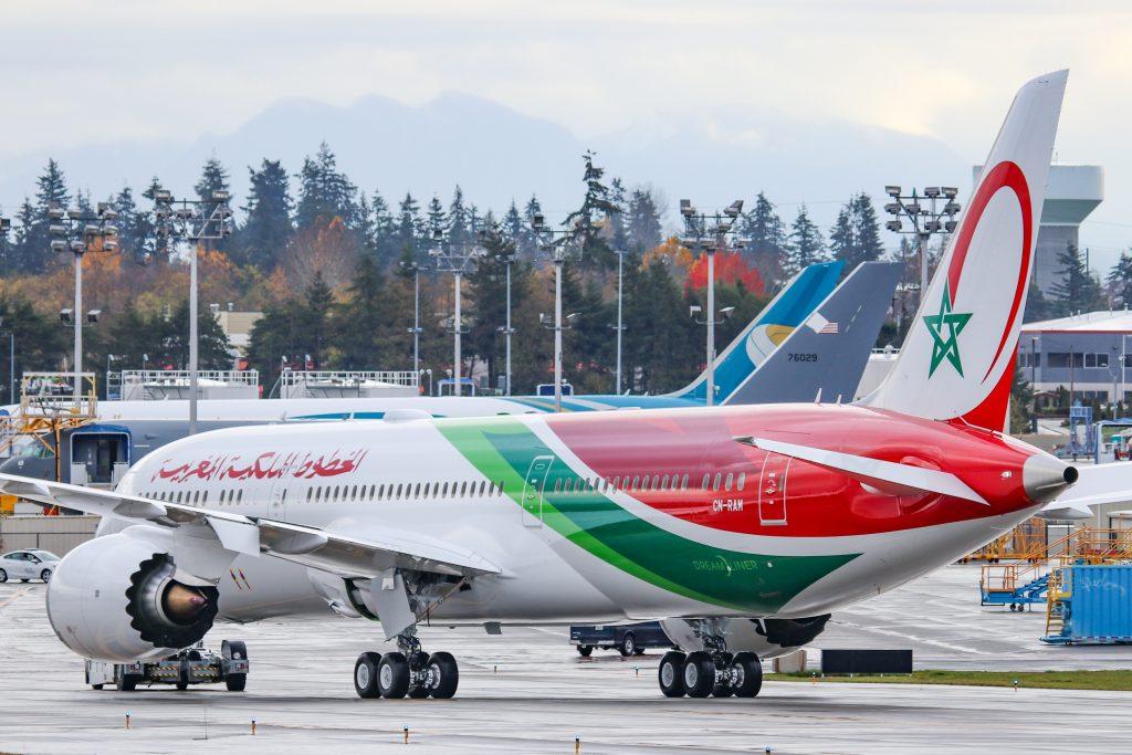 فيروس كورونا .. وصول 167 مغربيا مقيما بووهان على متن رحلة خاصة إلى مطار بنسليمان