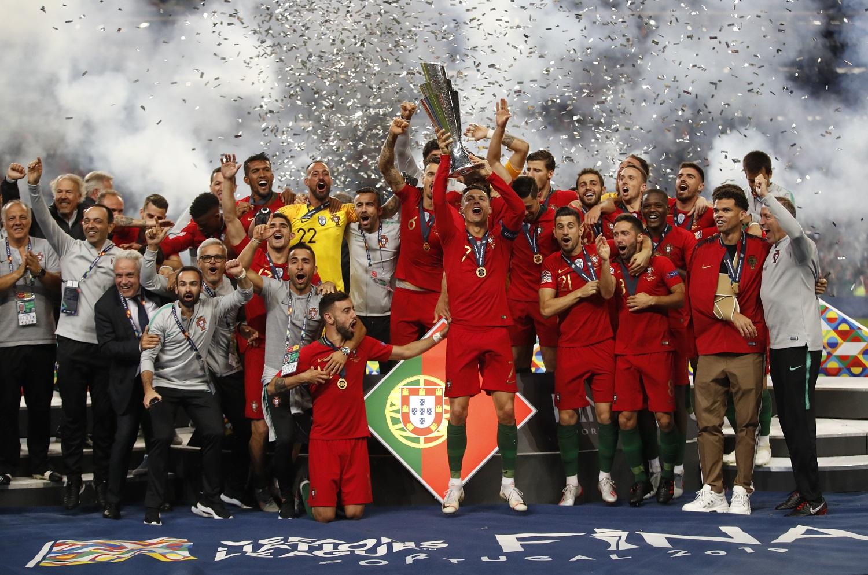 دوري الأمم الأوروبية: البرتغال تتوج باللقب بعد فوزها على هولندا 1-صفر
