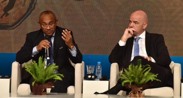 الفيفا تجري عملية افتحاص شاملة للكونفدرالية الإفريقية لكرة القدم