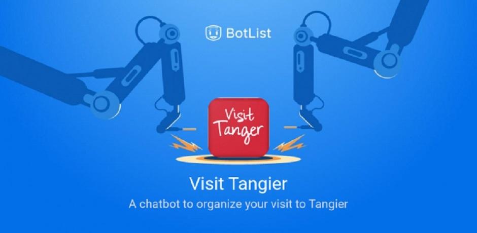 """Tanger: la ville du détroit lance un """"chatbot"""" pour accompagner les touristes"""