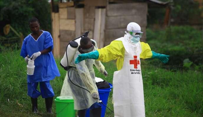 """منظمة الصحة العالمية تعلن فيروس الإيبولا """"حالة طوارئ"""" للصحة العامة في الكونغو الديمقراطي"""