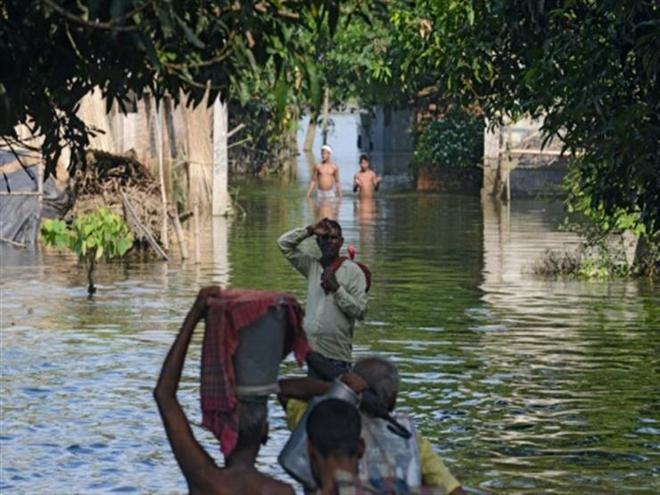 الهند : ارتفاع حصيلة ضحايا انهيار مبنى جراء الأمطار الغزيرة إلى 8 قتلى