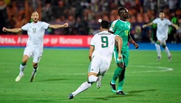 الجزائر بطلة إفريقيا للمرة الثانية في تاريخها