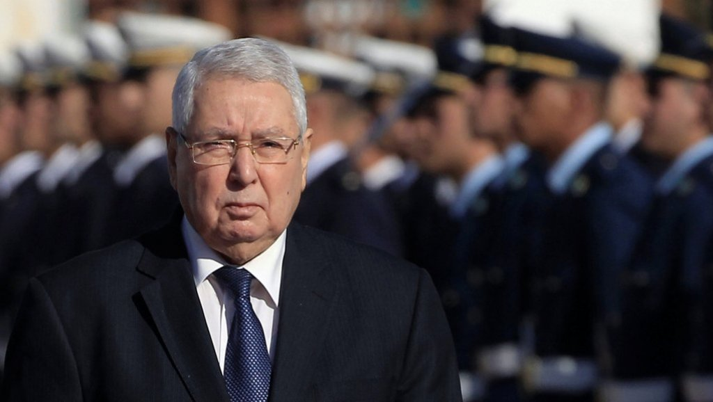 الرئيس الجزائري المؤقت يعلن عن إطلاق حوار وطني تقوده شخصيات مستقلة دون أن تكون الدولة طرفا فيه
