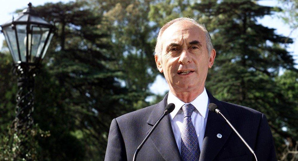 وفاة الرئيس الأرجنتيني الأسبق دي لا روا عن سن تناهز 81 عاما