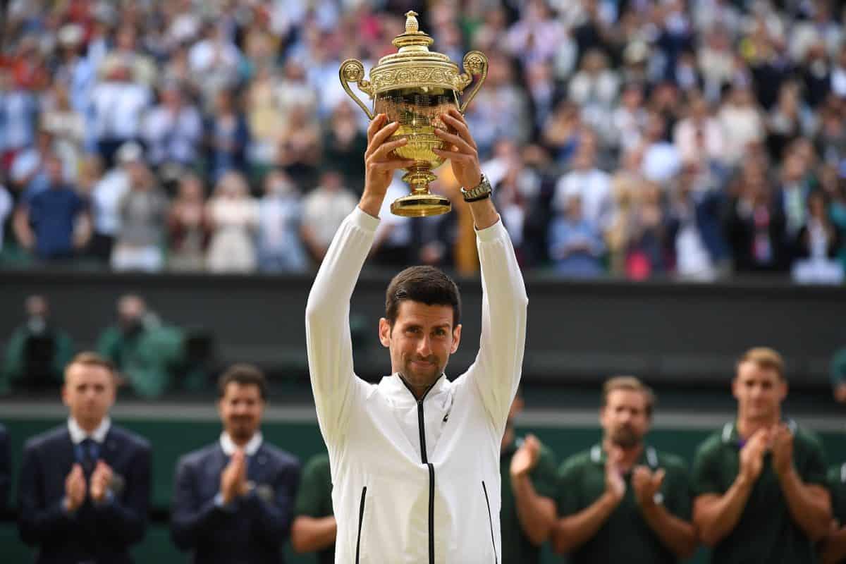 تصنيف محترفي التنس: لقب ويمبلدون يبقي ديوكوفيتش بعيدا في الصدارة