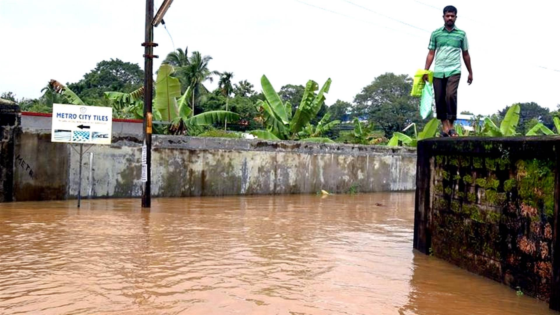 الهند .. مصرع ما يزيد على 200 شخص من جراء الفيضانات