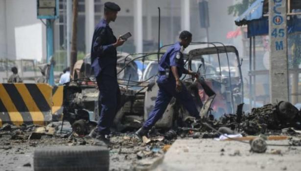 الصومال.. 26 قتيلا على الأقل و56 جريحا في هجوم على فندق بكيسمايو