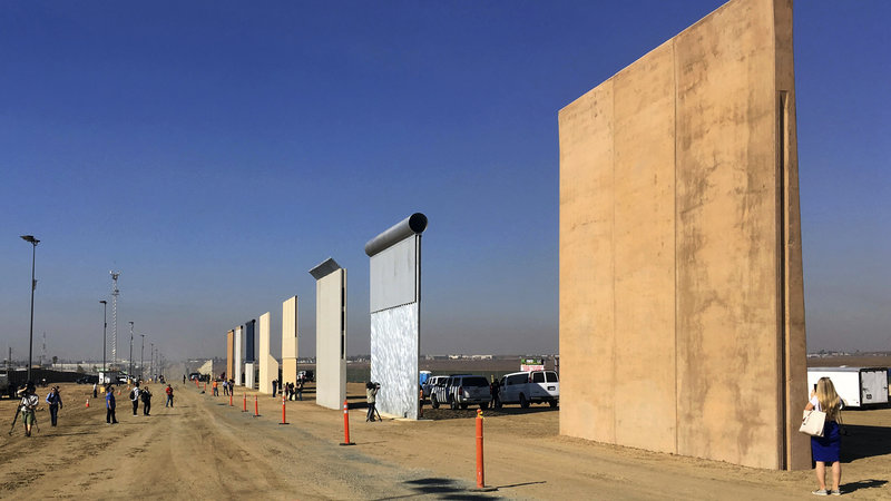 الولايات المتحدة: المحكمة العليا تسمح لترامب باستخدام أموال الجيش لبناء جدار حدودي مع المكسيك