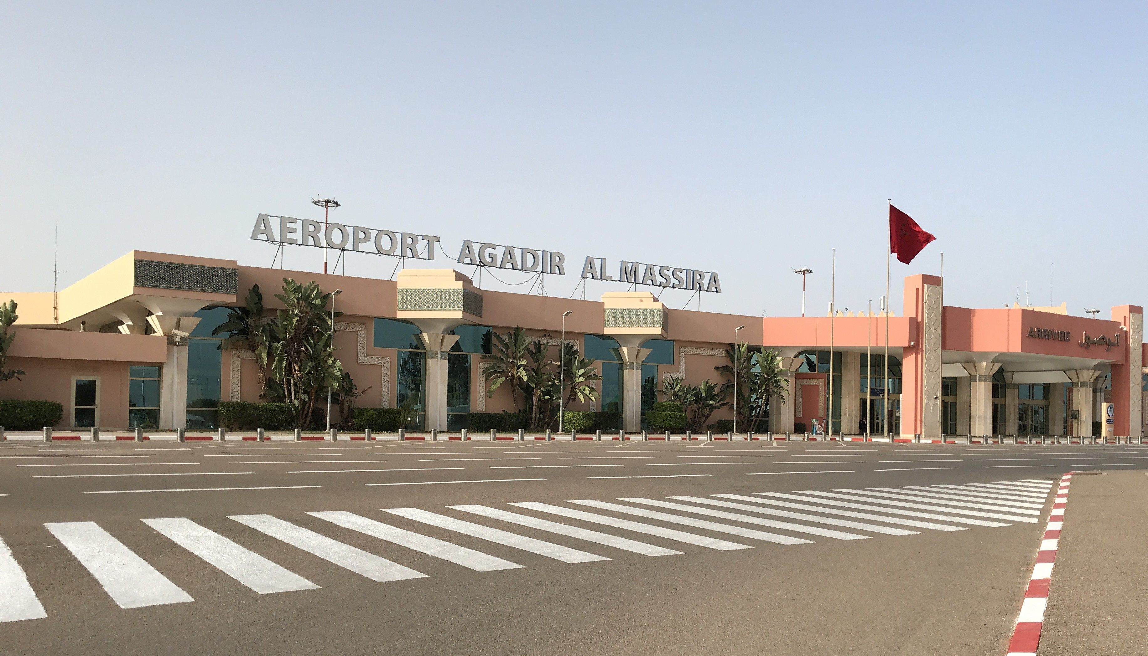مطار أكاديرـ المسيرة يتجاوز عتبة 1 مليون مسافر متم يوليوز 2019