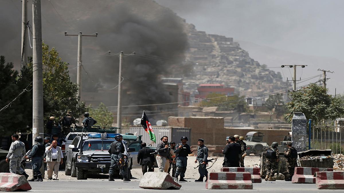 95 جريحا على الأقل في انفجار تبنته طالبان في كابول