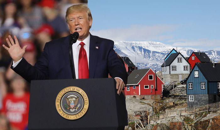 """""""بيع جزيرة غرينلاند""""..الدانمارك تفضل التهدئة بعد إلغاء ترامب زيارته للبلاد"""