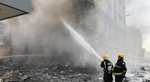 مصرع وإصابة 17 شخصا إثر حريق في مبنى سكني بالهند