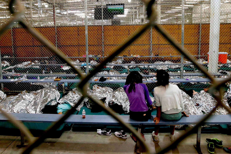 واشنطن ستسمح بالاحتجاز غير المحدد بوقت لأطفال المهاجرين