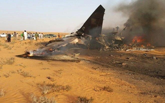 قوات حكومة الوفاق الليبية تعلن إسقاط طائرة مسيرة قرب مصراتة