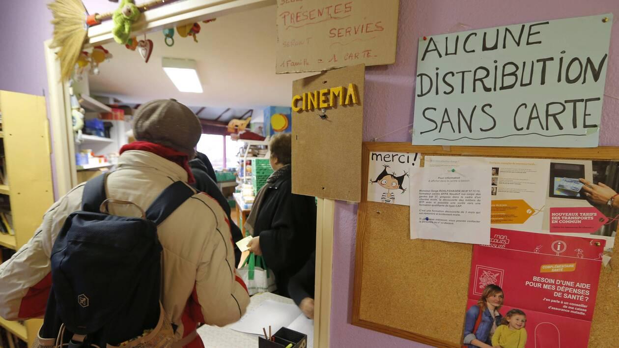 """منظمة الإغاثة الشعبية الفرنسية: الفقر ينتشر في فرنسا بشكل يبعث على """"القلق الشديد"""""""