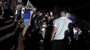 """تفاصيل مصرع 5 أشخاص في تدافع قبيل حفل المغني """"سولكينغ"""""""