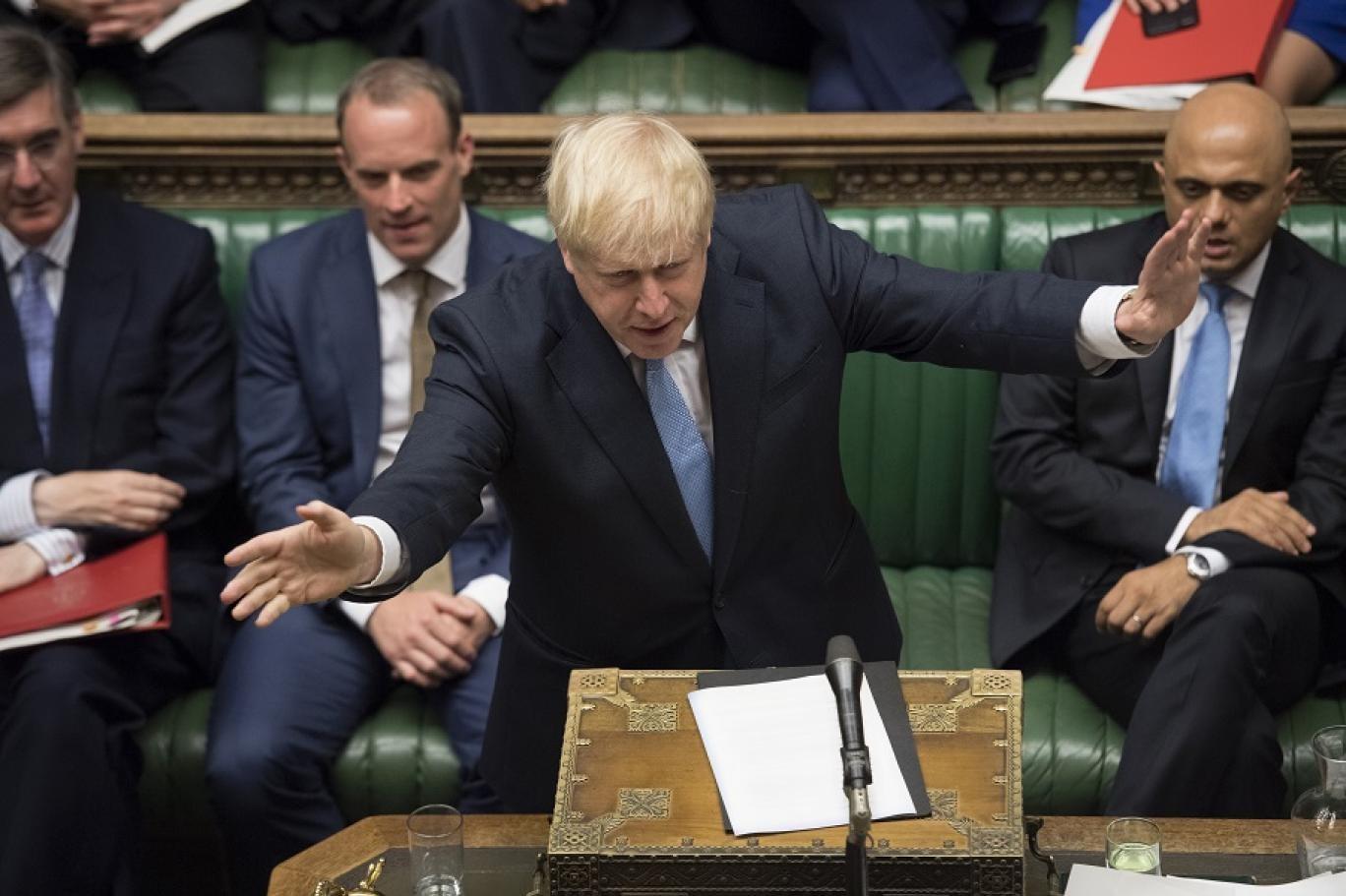 تعليق أعمال البرلمان البريطاني سيبدأ في ساعة متأخرة الإثنين