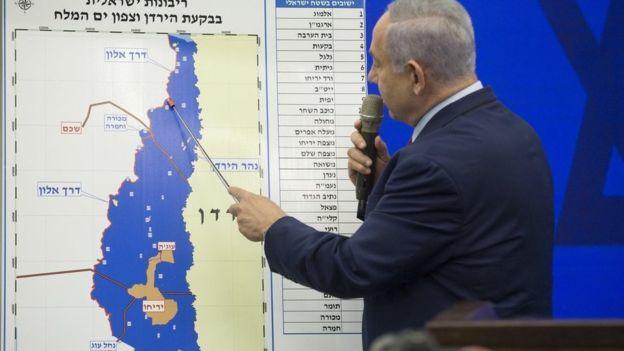 تنديد واسع بإعلان نتنياهو عزمه ضم غور الأردن