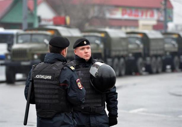 روسيا: إحباط عملية إرهابية جنوب البلاد