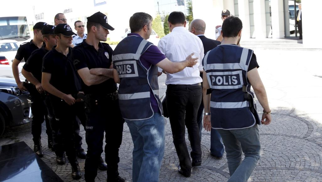 """تركيا.. أوامر باعتقال 53 شخصا على صلة بتنظيم """"غولن"""""""